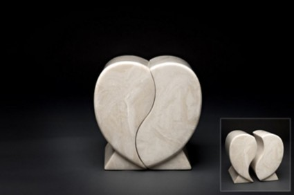 Marble Heart Companion | Valley Funeral Home