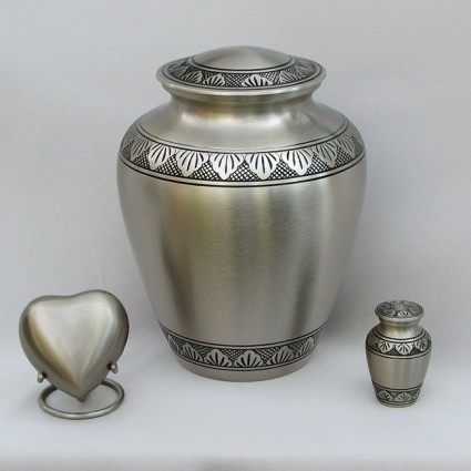 Venetian Pewter | Valley Funeral Home
